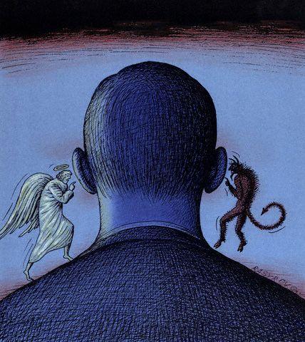 Man's Conscious