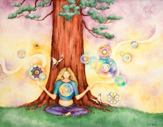 treemeditation