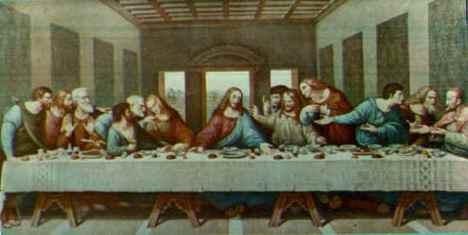 jesus maria magdala ultima ceia